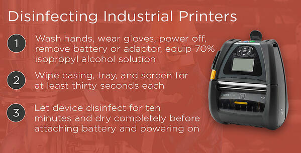 Clean Industrial Printers