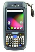 • CN75 Mobile Computers are ideal for field service workers requiring a durable device that works in bright sunlight and low-light conditions.