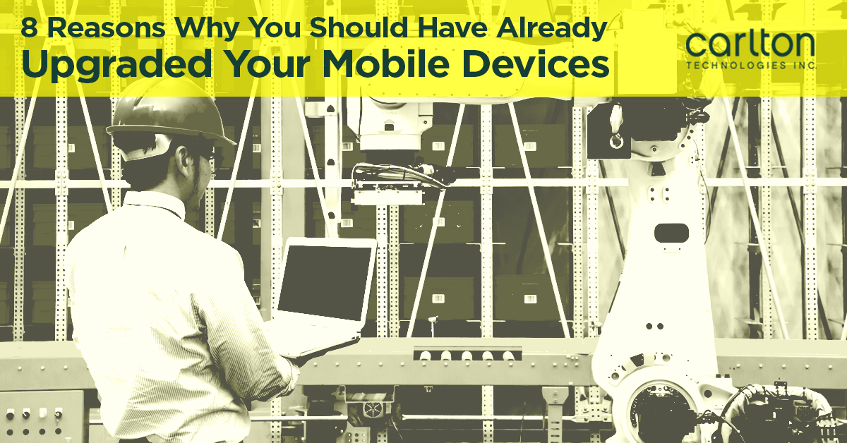 8 Reasons Why You Should Have Already Upgraded Your Mobile Devices - Featured
