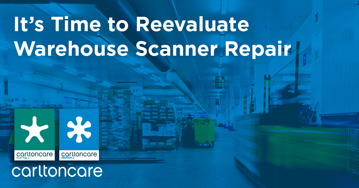 Its Time to Reevaluate Warehouse Scanner Repair Landscape