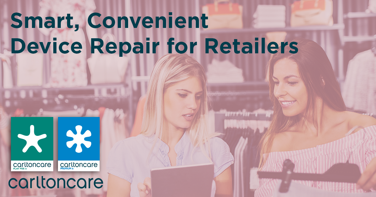 Smart Convenient Device Repair for Retailers